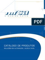 HIRSA Catalogo de Produtos