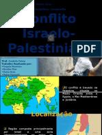 Conflito Israelo- Palestiniano