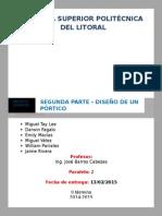 Proyecto Manhatann José Barros (2da Parte)