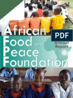AFPF 2013 Annual Report
