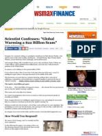 Scientist Confesses