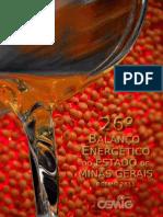 Balanco Energetico Minas Gerais