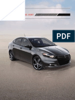 2015 Dodge Dart Brochure