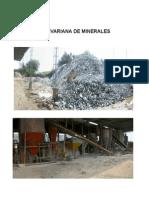 Programa de s.o. Bolivariana de Minerales