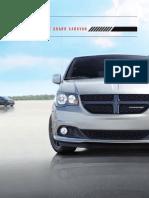 2015 Dodge Grand Caravan Brochure