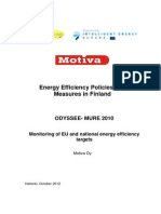 Energy Efficiency Finland