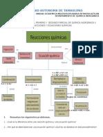 Guia 1 y 2 de Quimica Inorganica II
