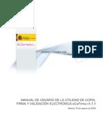 Manual Usuario ECoFirma v1.1