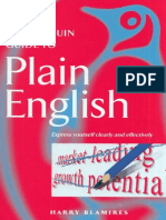 The Penguin Guide to Plain English