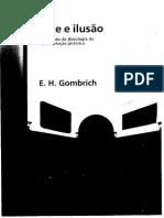Arte e Ilusão Gombrich