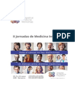 Dosier de Prensa Medicina Integrativa 2015 Cáncer