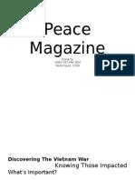 Peace Magazine