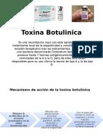Toxina Botulinica en Espasticidad