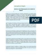 Historia de La Homeopatía en Bogotá