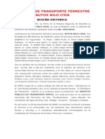Resea Historica