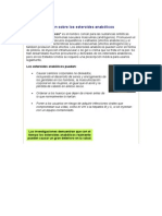 Información Sobre Los Esteroides Anabólicos