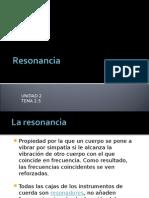 RESONANCIA.ppt