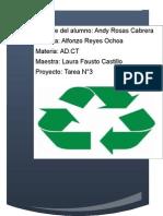 La Estrategia Prevé Limitar La Producción de Residuos