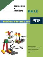 Robótica Educativa con WeDo