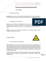 Chapter 6-Hazard Identification, Risk Assessment and Risk Control (Hirarc)