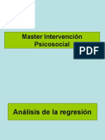 Analisis de La Regresion
