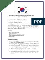 Información de Beca Corea 2015 Para El 17octubre