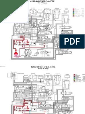 dodge 47re transmission wiring diagram manual 42re valve clutch  manual 42re valve clutch