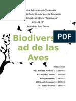 Biodiversidad de Las Aves