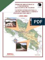 Especificaciones para Conservación de Vias y Puentes.pdf