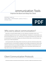 vete 4281 - communication ppt assignment - r  labelle