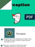 IESP S2 Perception Ppt