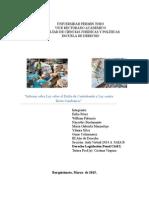 Informe sobre Ley sobre el Delito de Contrabando y Ley contra Ilícito Cambiarios.doc