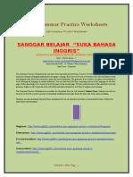 Life Grammar Practice Worksheets