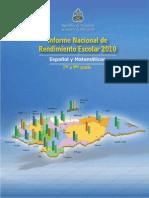 Informe Nacional Del 2011
