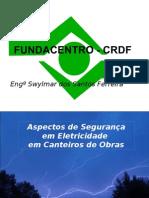 002 Segurança Em Eletricidade Tocantins 2012 Palmas