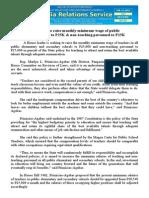 feb27.2015 bSolon seeks to raise monthly minimum wage of public school teachers to P25K & non-teaching personnel to P15K