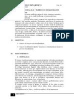 Composición de Hortalizas y El Proceso de Maduración
