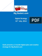 Big Basket Campaign