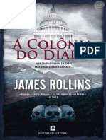 A Colonia Do Diabo - James Rollins