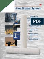 High Flow Filter System