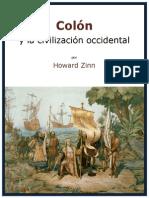 Zinn, Howard - Colon y La Civilizacion Occidental