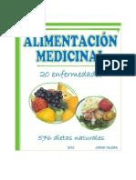 Alimentacion Medicinal Libro