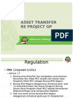 Transfer Asset for GP RE Project 2