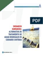 Diseño Emisarios Submarinos-jorge Corrales