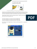 Digimon Masters Online Brasil_ Diferença Entre Digiovos 3_5, 4_5 e 5_5