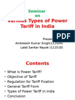 Tariff plan_presentation.ppt