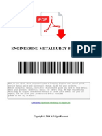 Engineering Metallurgy by Higgins