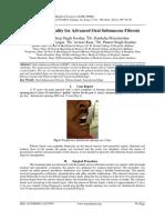 Treatment Modality for Advanced Oral Submucous Fibrosis