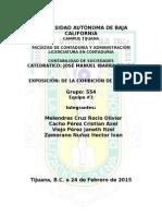 1.3.3.- Exhibicion Del Capital Contable