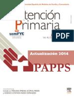 PAPPS 2014 (España)
